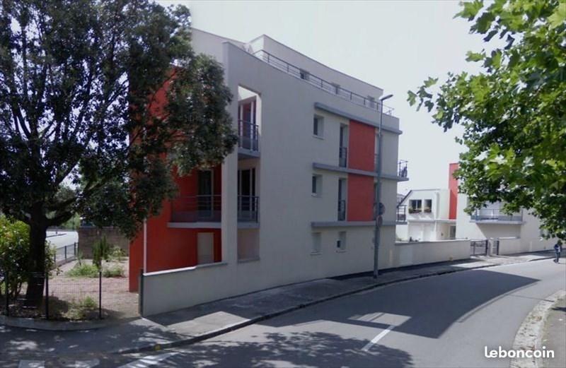 Location appartement Nantes 407€ CC - Photo 1