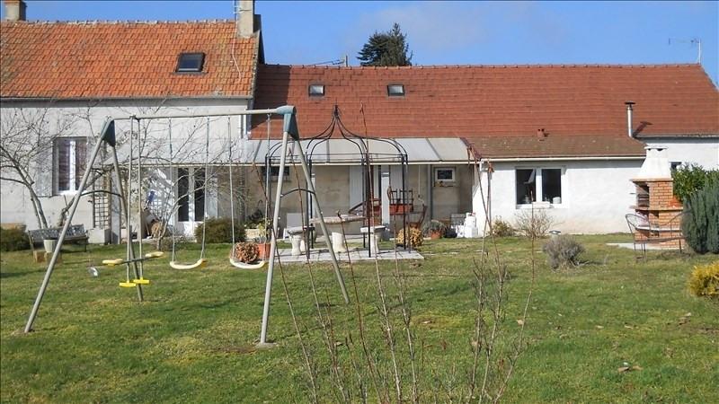 Vendita casa Le vilhain 159000€ - Fotografia 7