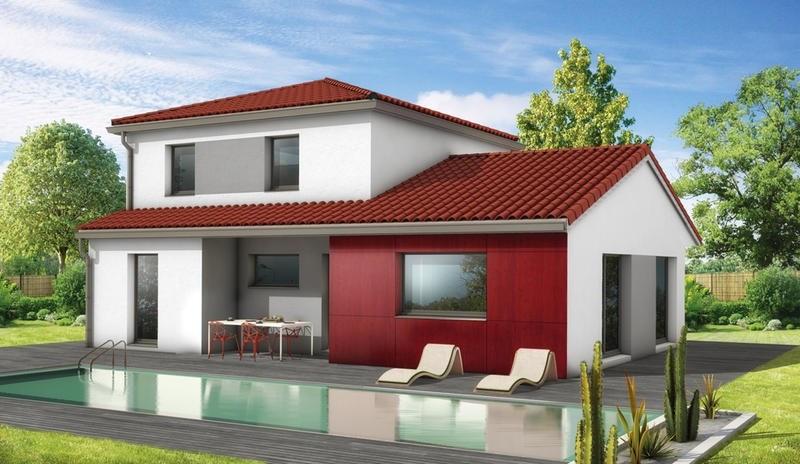 Maison  5 pièces + Terrain 582 m² Ceyrat par ELAN AUVERGNE