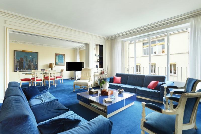 Immobile residenziali di prestigio appartamento Paris 16ème 1890000€ - Fotografia 3