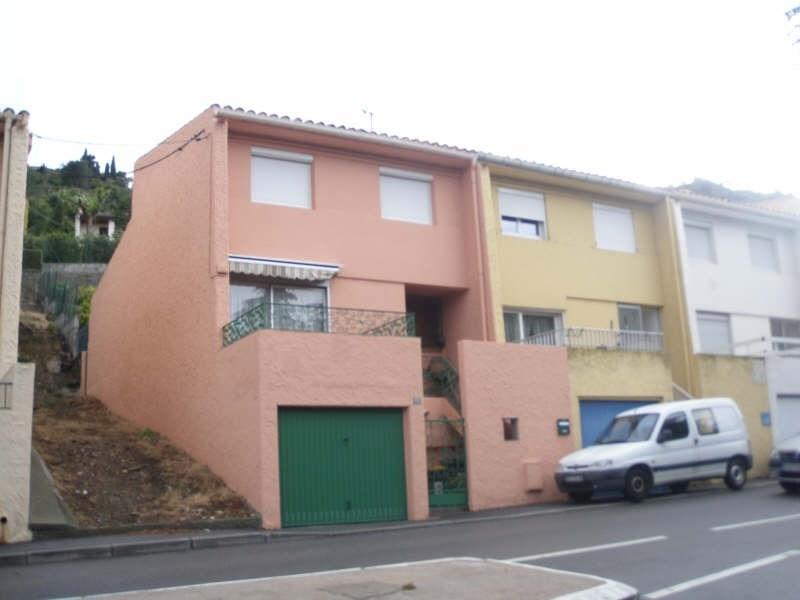 Vente maison / villa Port vendres 193000€ - Photo 1