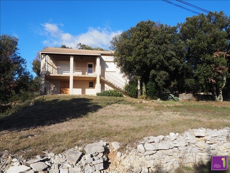 Vente maison villa 5 pi ce s barjac 135 m avec 3 for Maison barjac