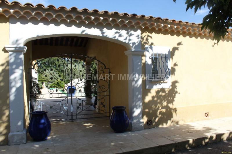 Vente de prestige maison / villa Rognes 1080000€ - Photo 11
