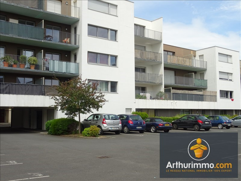 Rental apartment St brieuc 465€ CC - Picture 1