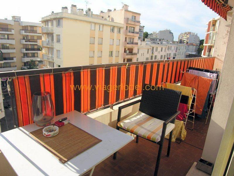 Vendita nell' vitalizio di vita appartamento Antibes 62000€ - Fotografia 4