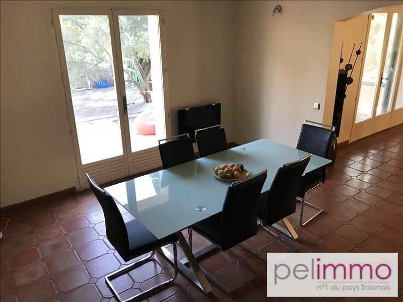 Vente maison / villa Cornillon confoux 490000€ - Photo 4