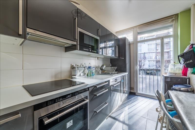 Venta  apartamento Paris 15ème 690000€ - Fotografía 3