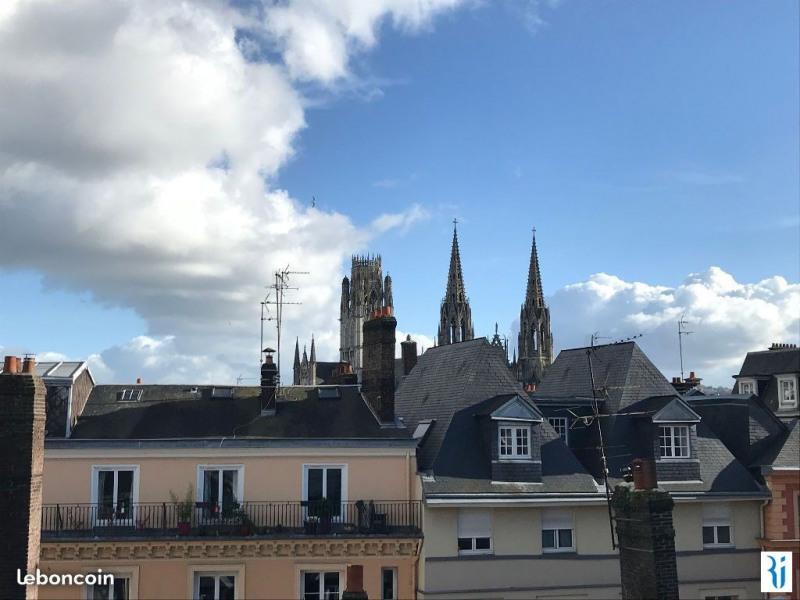 Venta  apartamento Rouen 85400€ - Fotografía 1