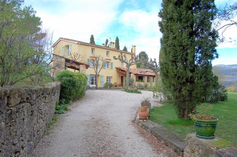 Vente de prestige maison / villa Le canton de fayence 1595000€ - Photo 3