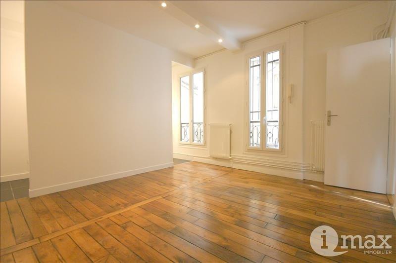Vente appartement Paris 17ème 380000€ - Photo 2