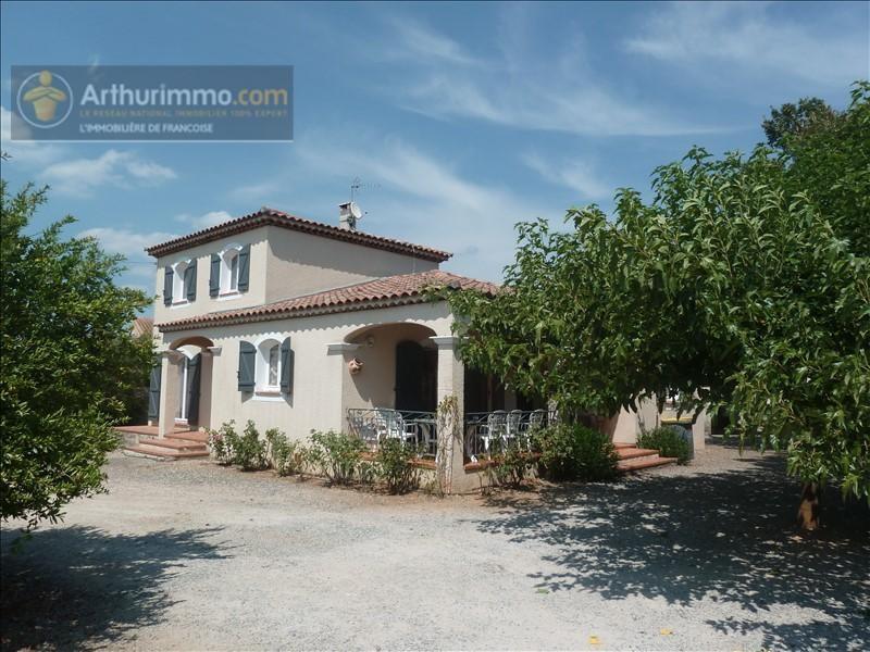 Sale house / villa St maximin la ste baume 418000€ - Picture 1