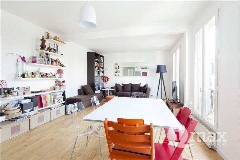 Sale apartment Levallois perret 840000€ - Picture 3