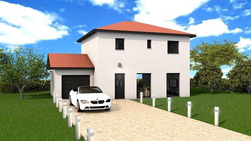 Maison  4 pièces + Terrain 400 m² Allinges (74200) par MAISONS KERBEA