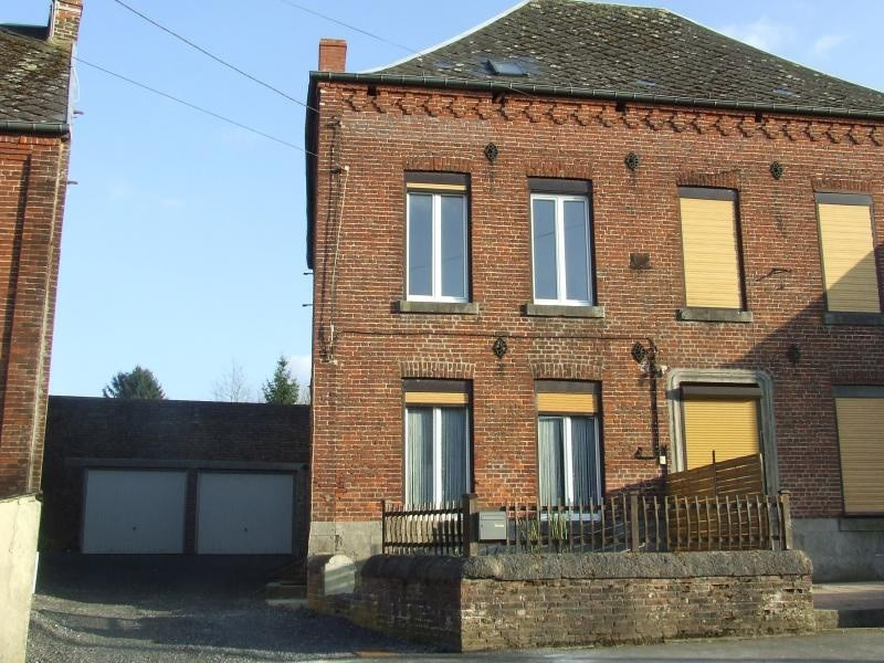 Sale house / villa Trelon 106900€ - Picture 1