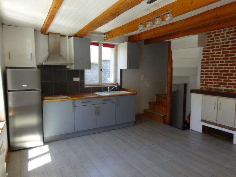 Rental apartment La rivière-saint-sauveur 370€ CC - Picture 1