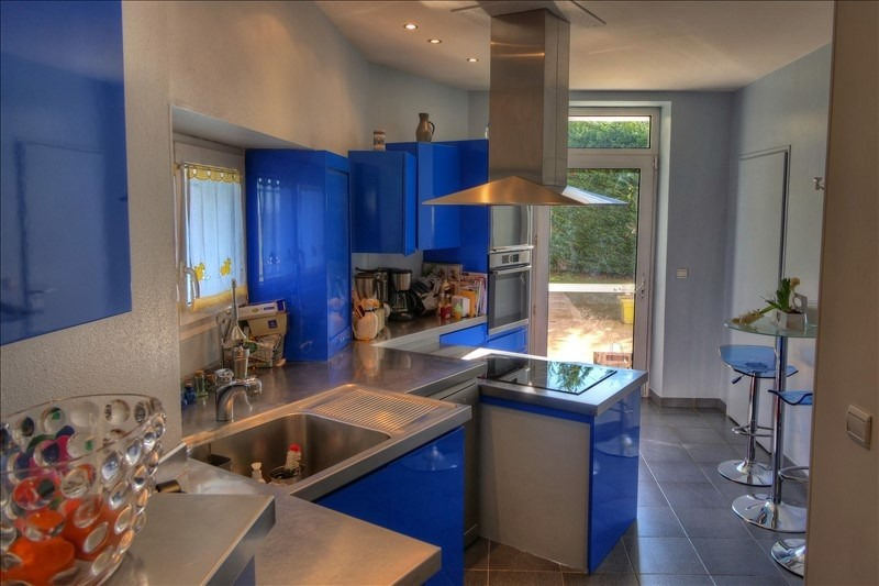 Verkoop  huis Les abrets 424000€ - Foto 11