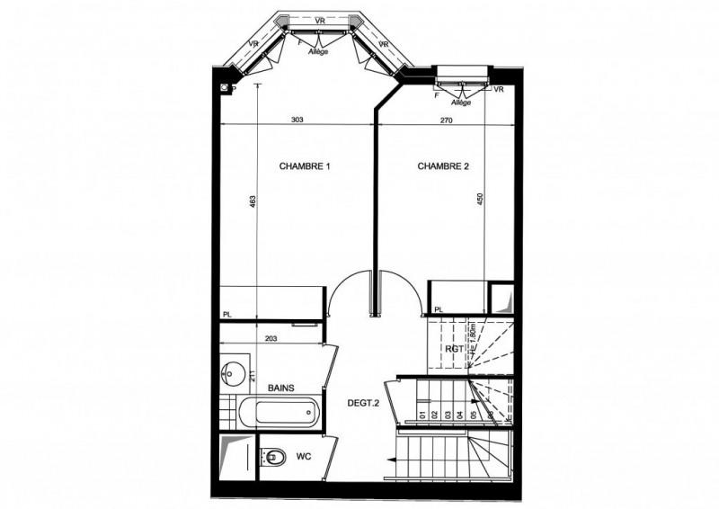 Vente maison / villa Puteaux 890000€ - Photo 2