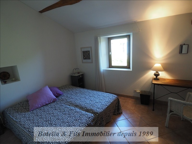 Vente maison / villa Goudargues 345000€ - Photo 13