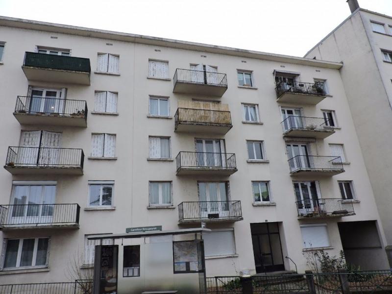 Vente appartement Limoges 78480€ - Photo 1