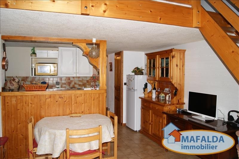 Location appartement Mont saxonnex 520€ CC - Photo 1