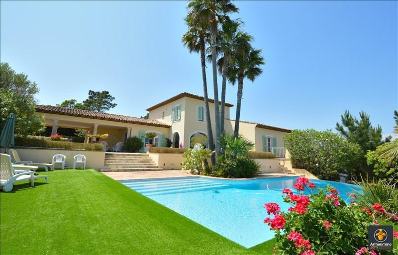Deluxe sale house / villa St aygulf 1290000€ - Picture 1