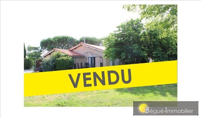 Vente maison / villa Pibrac 366000€ - Photo 1