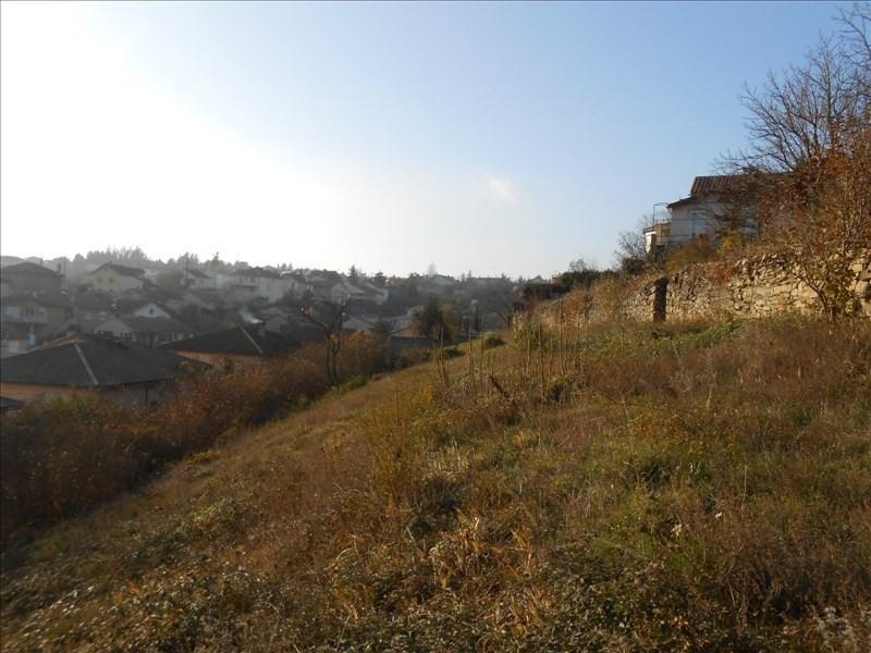 Sale site Millau 56500€ - Picture 1