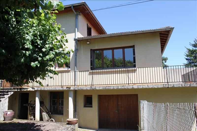 Sale house / villa Vernioz 136 500€ - Picture 1