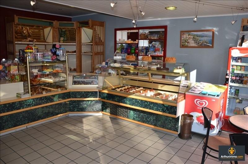 Commercial property sale shop Annonay 53000€ - Picture 1