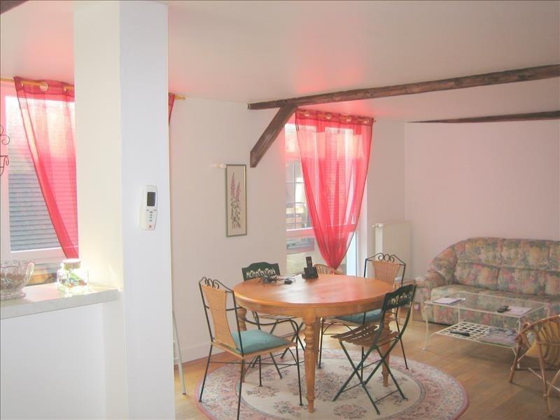 Rental apartment Honfleur 695€ CC - Picture 1