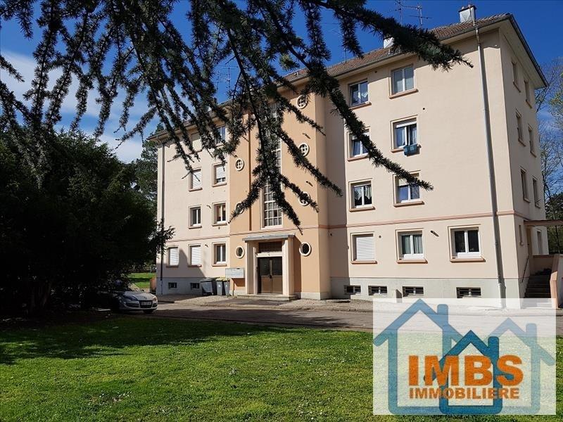 Venta  apartamento Pfastatt 115000€ - Fotografía 2