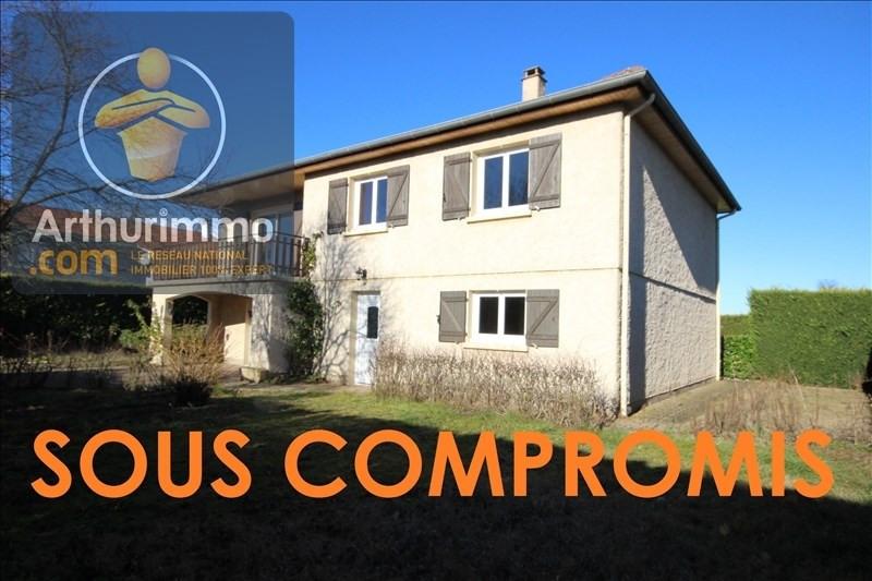 Sale house / villa Veauche 219000€ - Picture 1