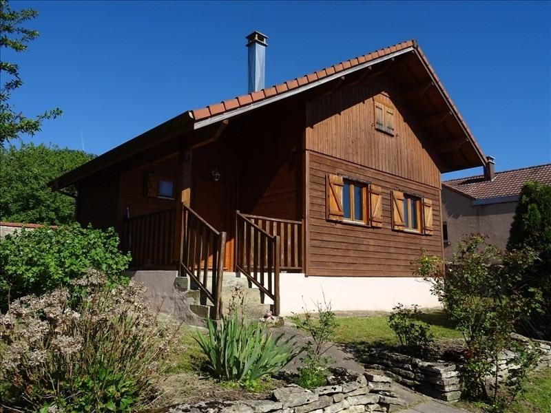 Sale house / villa Baccarat 152000€ - Picture 5