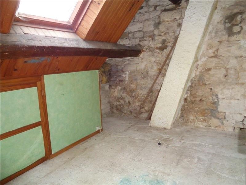 Vente maison / villa Cires les mello 86000€ - Photo 8