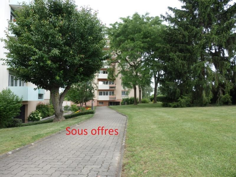 Vente appartement Bischheim 147000€ - Photo 1
