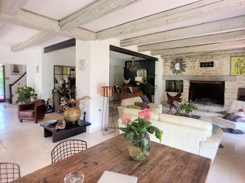 Deluxe sale house / villa Villeneuve les avignon 740000€ - Picture 1