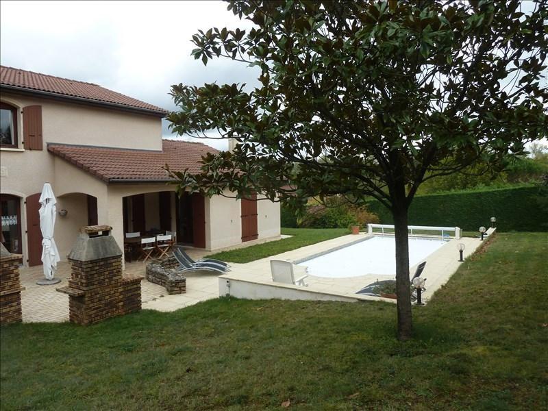 Vente maison / villa La verpilliere 450000€ - Photo 2