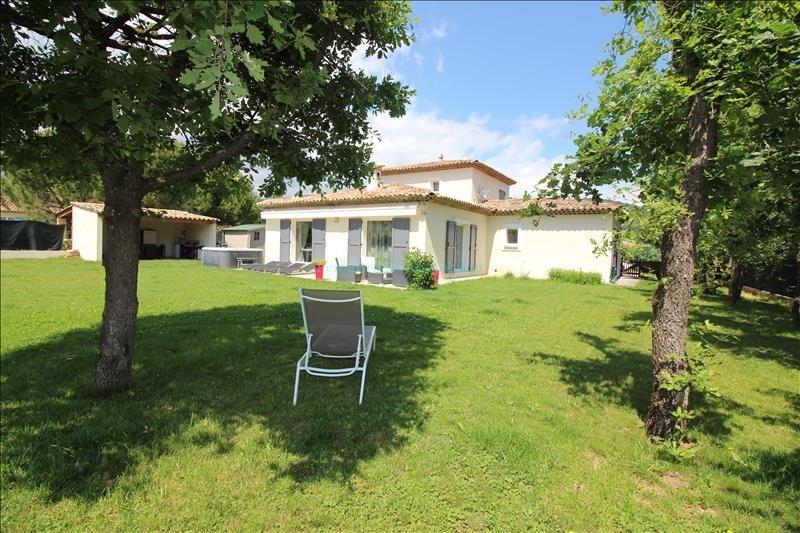 Vente de prestige maison / villa Saint cezaire sur siagne 577000€ - Photo 1