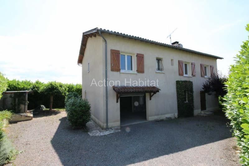 Sale house / villa Laguepie 168000€ - Picture 1