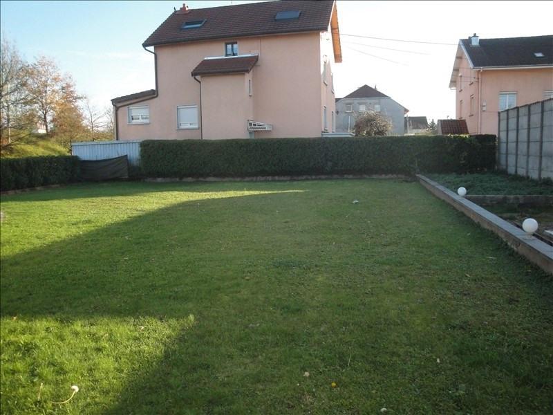 Vente maison / villa Exincourt 231000€ - Photo 9