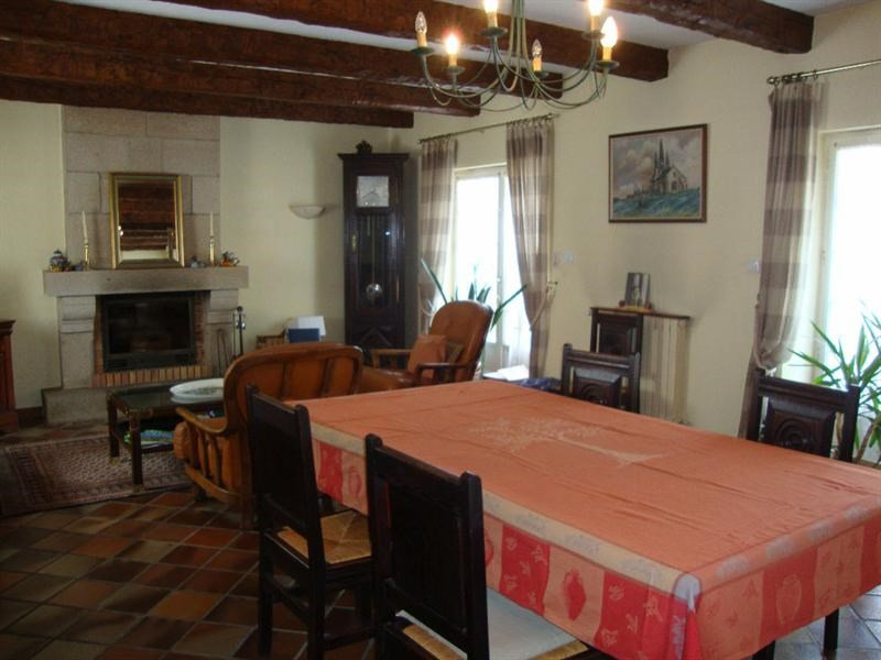 Vente maison / villa Saint jean trolimon 168 000€ - Photo 4
