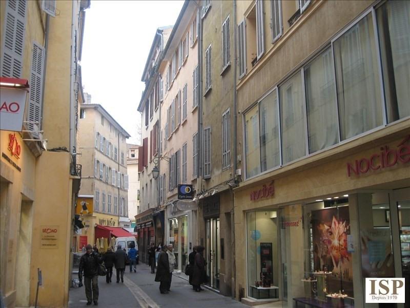 Location appartement Aix en provence 419€ CC - Photo 1