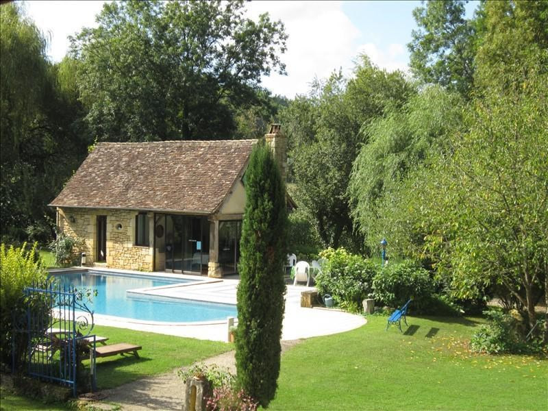 Deluxe sale house / villa Beaumont 787 500€ - Picture 3