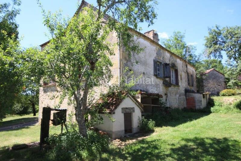 Vente maison / villa Caylus 85000€ - Photo 9