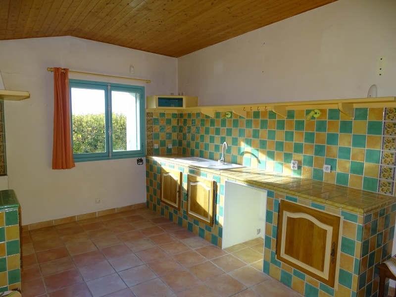 Vendita casa Lussan 180000€ - Fotografia 8