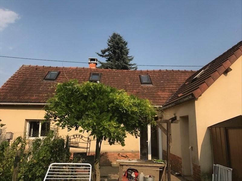 Vente maison / villa Gisors 138200€ - Photo 1