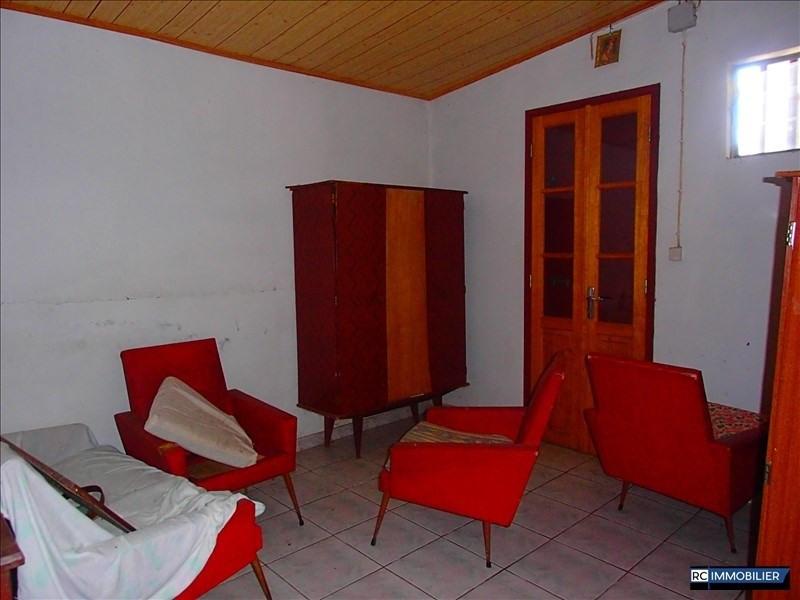 Sale house / villa St benoit 124000€ - Picture 4