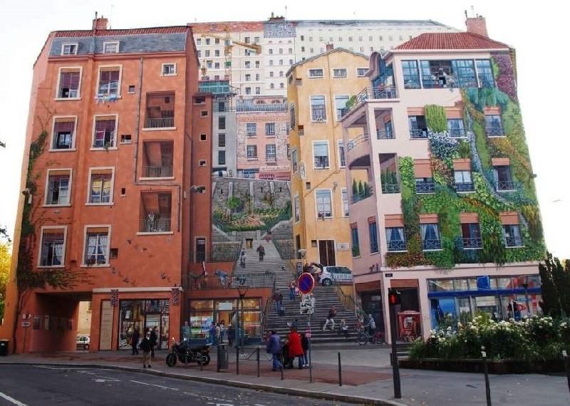 Venta  apartamento Lyon 4ème 395000€ - Fotografía 2