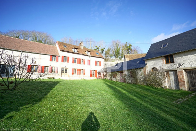 Deluxe sale house / villa Lyons-la-forêt 567000€ - Picture 16