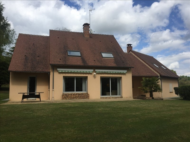 Vente maison / villa La chapelle st aubin 395 000€ - Photo 1